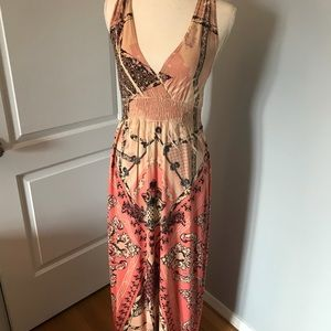 FINAL PRICE!!! Patterned maxi